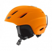 Helma Giro NINE, MAT FLAME ORANGE, 16/17