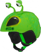 Helma Giro Lauch plus, bright green alian, 18/19