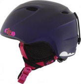 Helma Giro SLINGSHOT, MAT PURPLE CLOUDS, 16/17