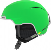 Helma Giro Jackson MIPS, Mat Bright Green/Light Grey Peak, 18/19