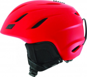 Helma GIRO Nine Plus, matte red, sizeL, 14/15
